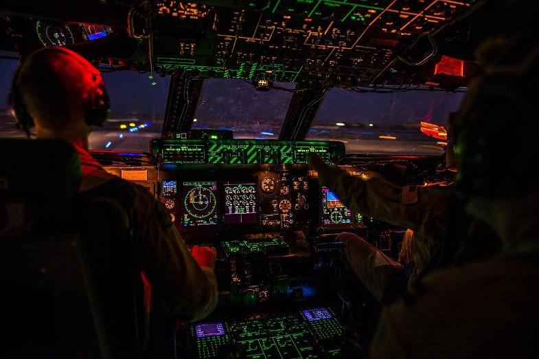 Radar lotów - skyradar.pl - flyradar