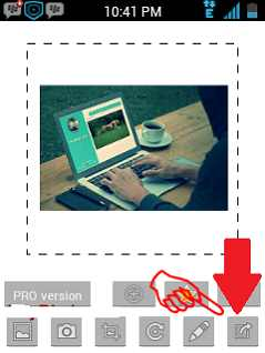 Cara Mengganti DP BBM Android Full Penuh tanpa Crop