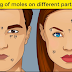 These Are the Meaning of Moles in Different Areas of your Body Including Personality, Life, and Future