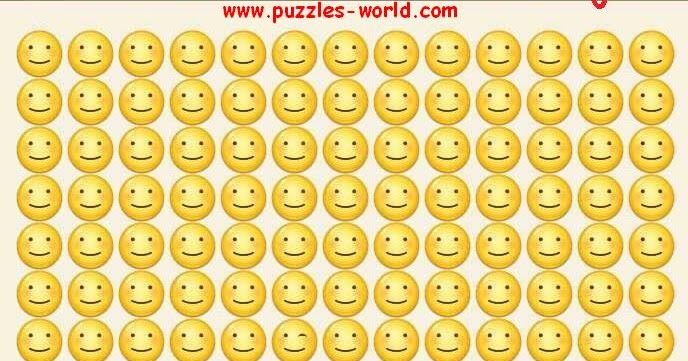find the different emoji