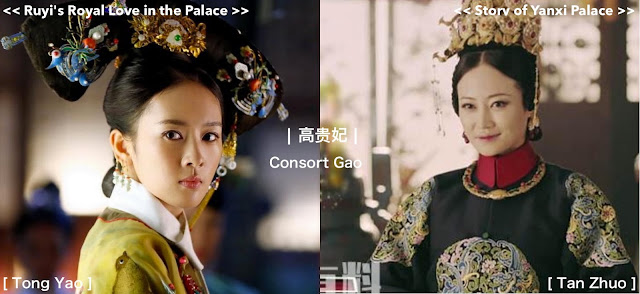 Consort Gao Tong Yao Tan Zhuo