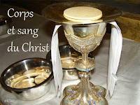 fête du Corps et Sang du Christ