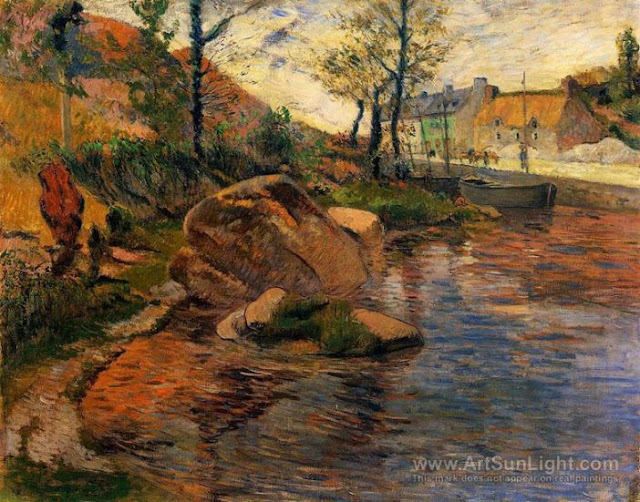 mic-golf-in-fata-portului-pont-aven-de-paul-gauguin-1888