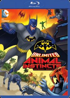 Batman Ilimitado: Instinto Animal (2015) DVDRip Latino