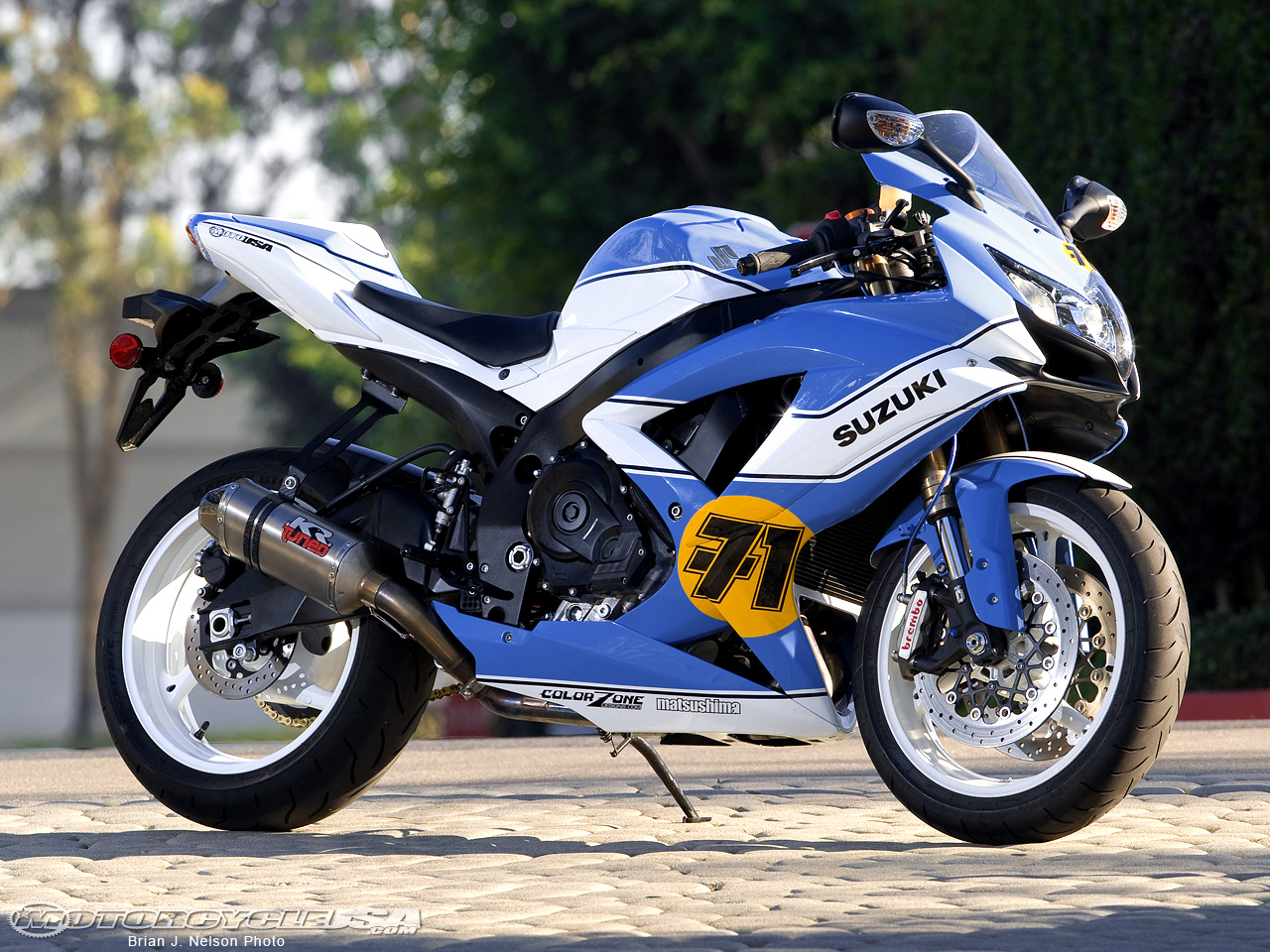 Racing Bike Hot Moto Speed: Suzuki Racing Bikes