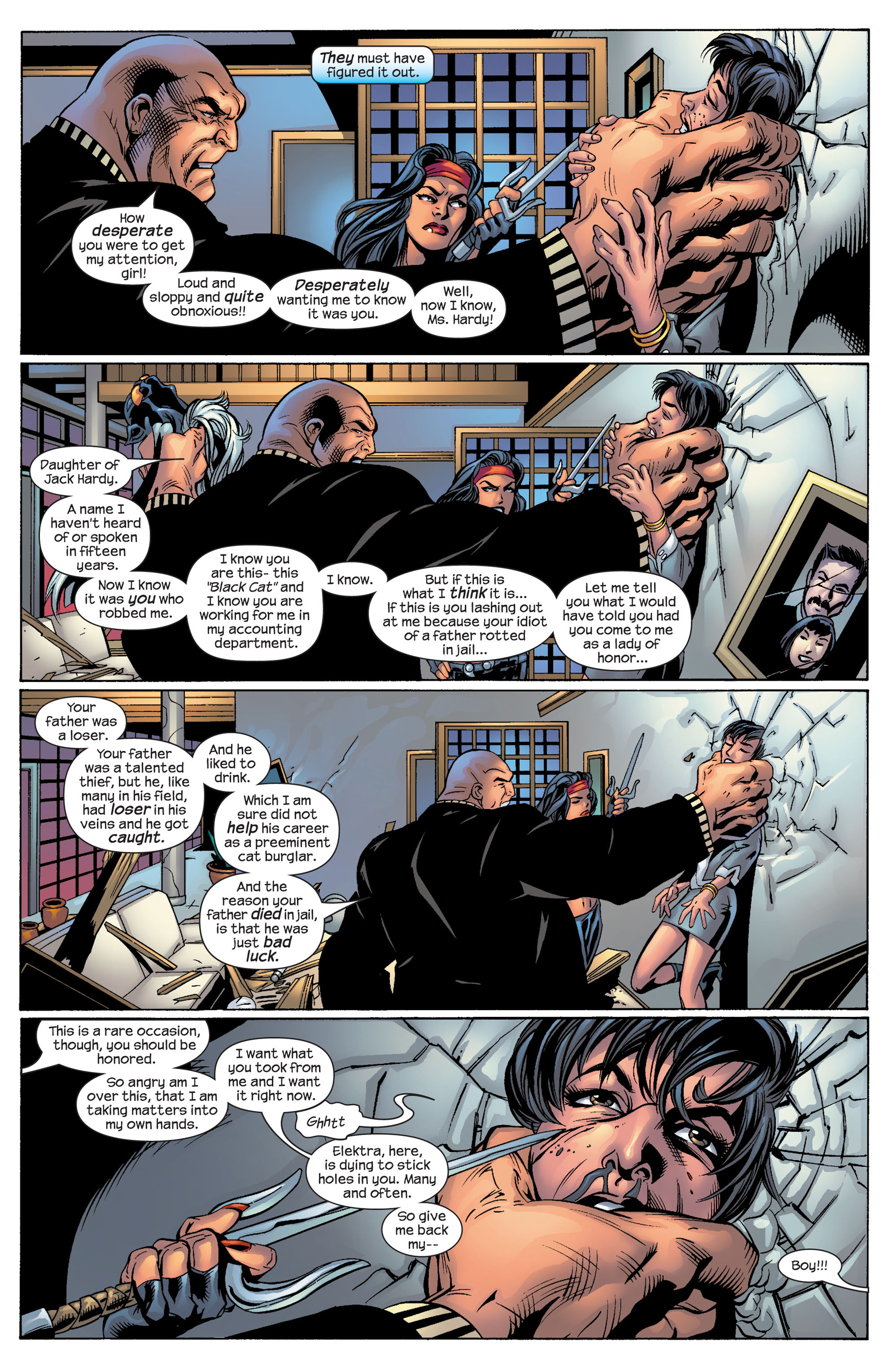 Read online Ultimate Spider-Man (2000) comic -  Issue #53 - 16