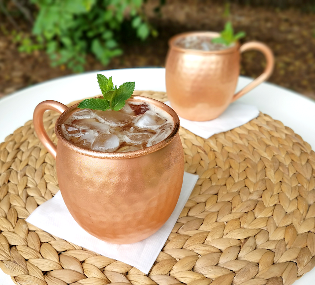 This Kentucky Mule has great flavor with far less sugar and calories than most mule cocktails! After tasting several of the most affordable, all-natural yet low-sugar ginger brews, it was narrowed down to the best few that could be used to make this all-natural, low-sugar and low-calorie Kentucky Mule. Results of the ginger brew taste test included!