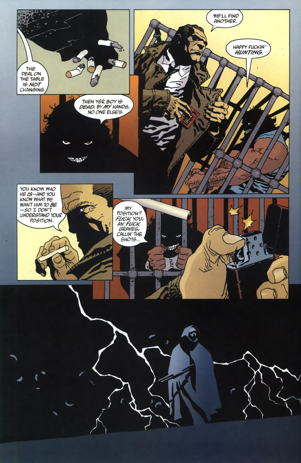 Read online 100 Bullets comic -  Issue #46 - 14