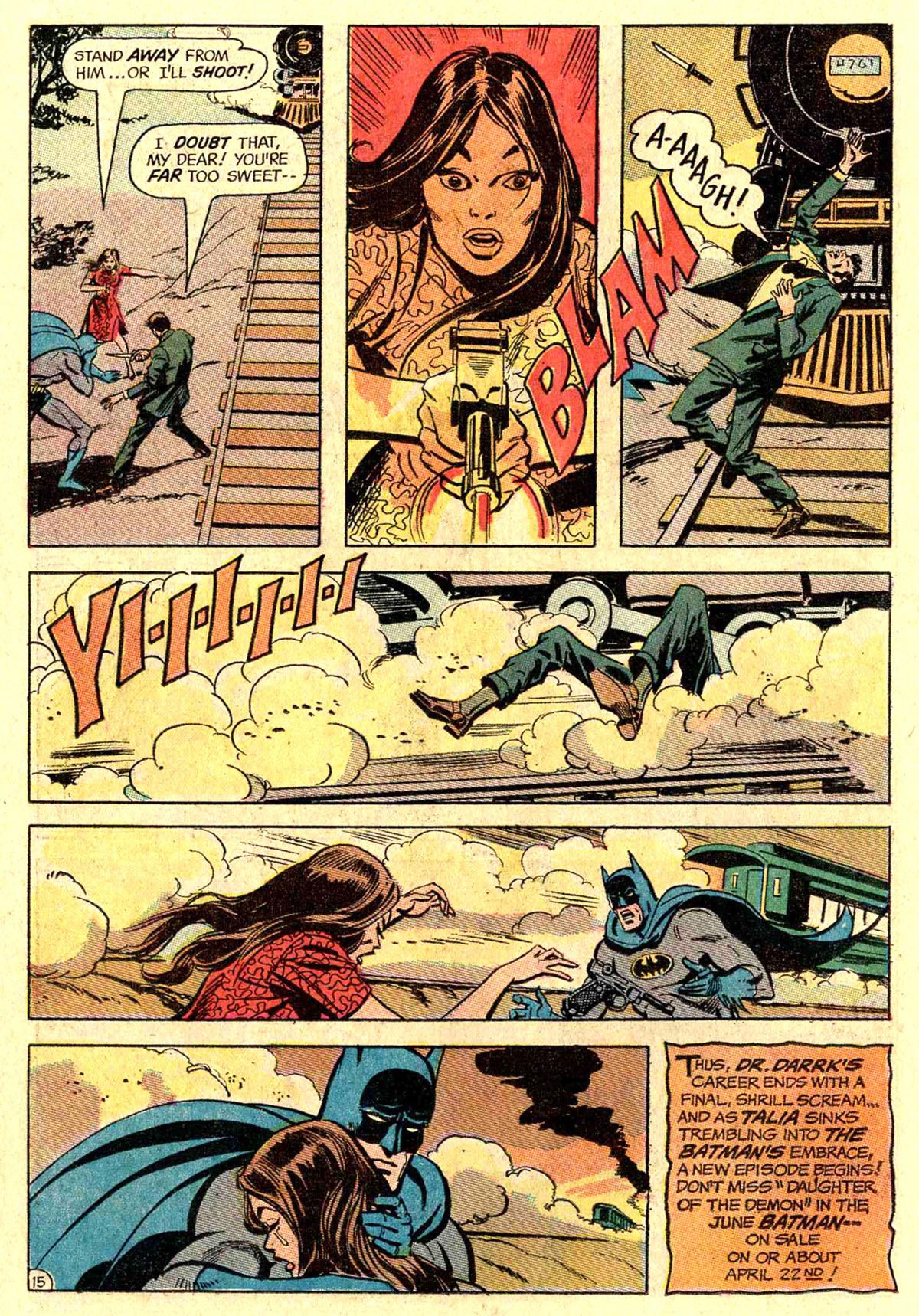 Detective Comics (1937) 411 Page 21