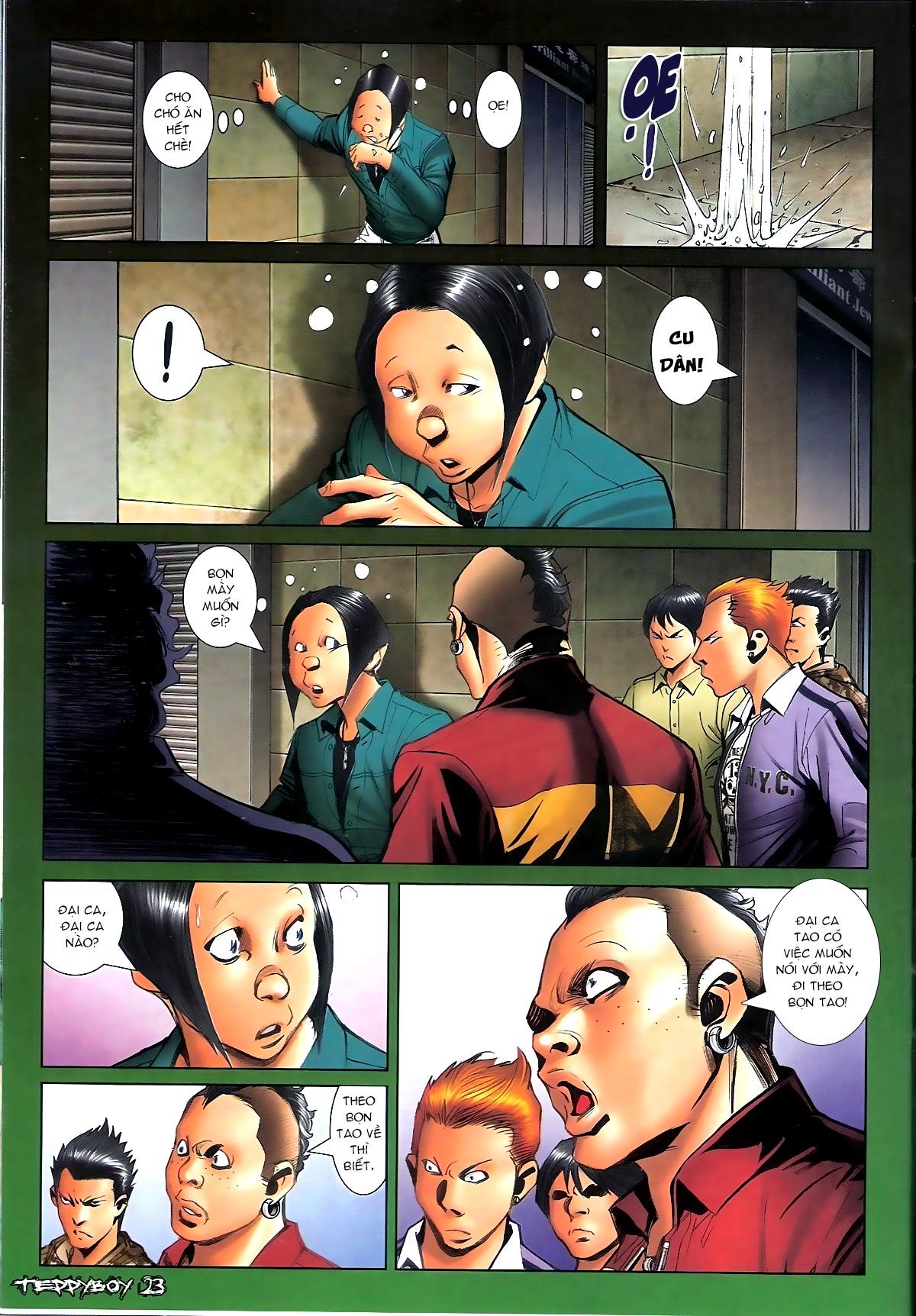 Người Trong Giang Hồ - Chapter 1353: Ông là ai - Pic 20