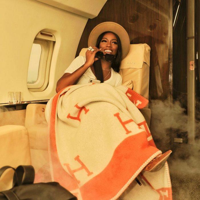Tiwa Savage stuns in new photos