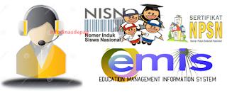Konsultasi Masalah Pendataan Pendidikan Islam terkait (EMIS, NPSN, NISN dan Verval UN) Part 2 Aplikasi Dektop Emis Online