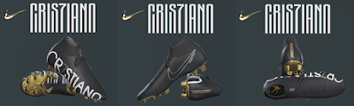 PES 2018 Nike Mercurial Superfly CR7 2019 by Tisera09