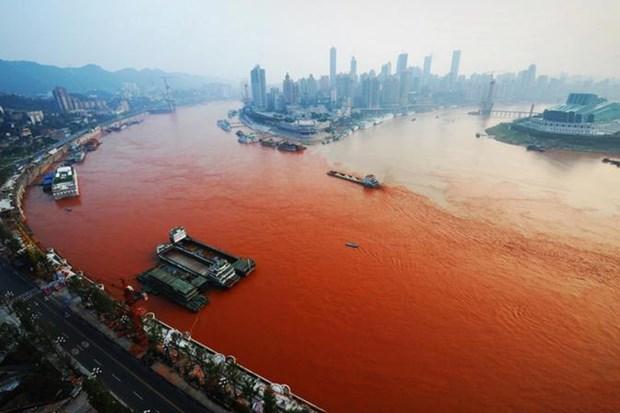 3000 nhà máy Trung Quốc bị đóng cửa vì gây ô nhiễm sông Dương Tử