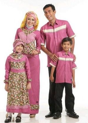 Contoh Model Baju Batik Muslim Anak Terbaik Paling Diburu