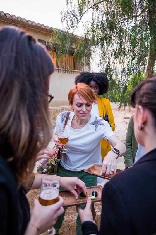 Almamodaaldia - Noches de Cerveza Alhambra
