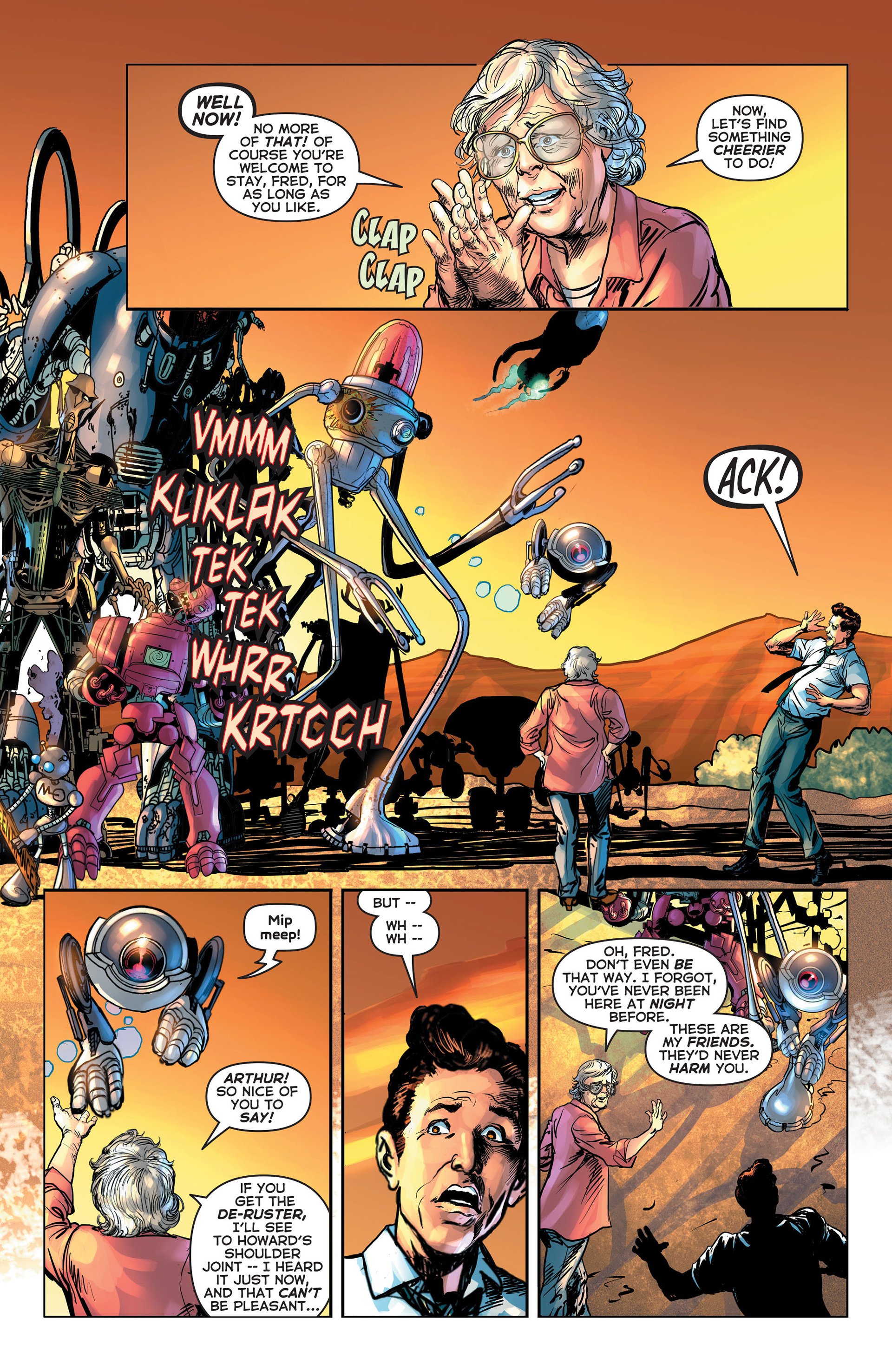 Read online Astro City comic -  Issue #14 - 9