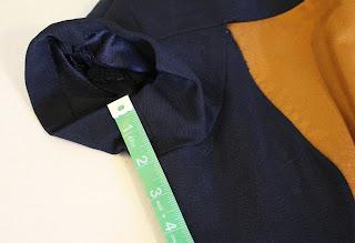 TNG skant - sleeves