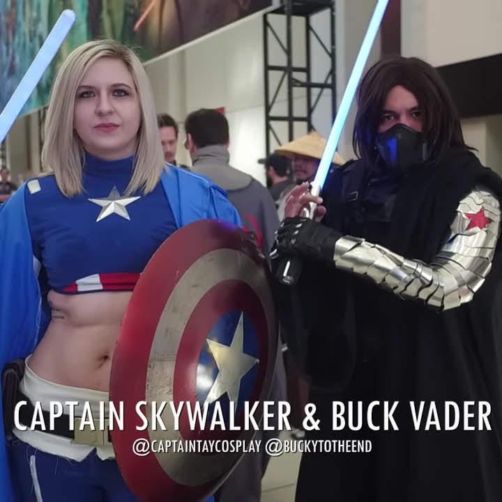 Star Wars Celebration 2019 Cosplay Music Video : スター・ウォーズ・セレブレーション 2019 を彩ったスゴいコスプレイヤーさんたちを完全網羅した約14分半のコスプレ・ビデオ ! !