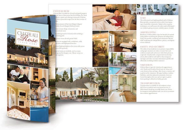 Graphic Design and Photography - Brochure Design - Atascadero Graphic Design Firm - Studio 101 West Marketing & Design