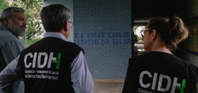OEA aponta que o Brasil vive retrocesso nos direitos humanos