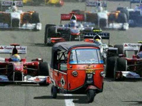 Meme F1 Lucu Versi Modif Abis Ngakak
