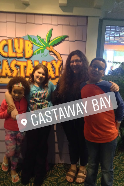 Cedar Point's Castaway Bay Tip: Club Castaway Bay