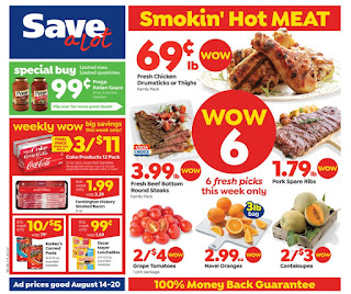 ⭐ Save a Lot Ad 8/21/19 ✅ Save a Lot Circular August 21 2019