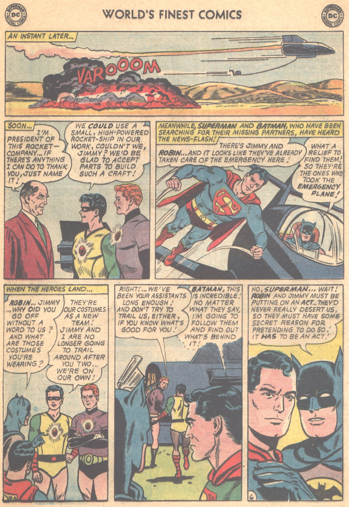 Read online World's Finest Comics comic -  Issue #147 - 9
