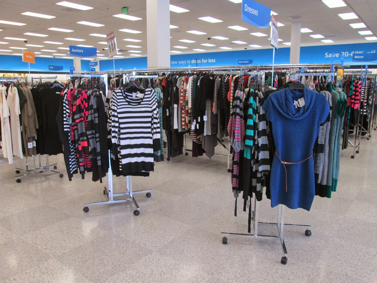 Apply at ross clothing store