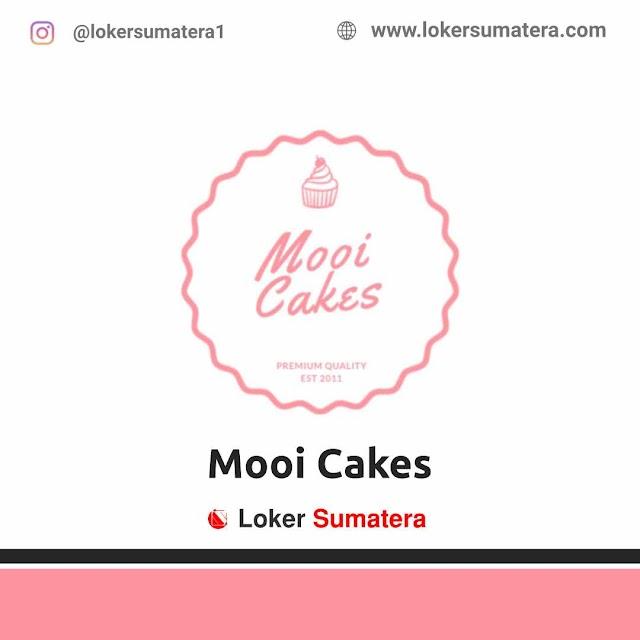 Lowongan Kerja Jambi, Mooi Cakes Juli 2021