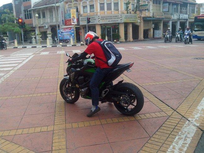 большой мотоцикл