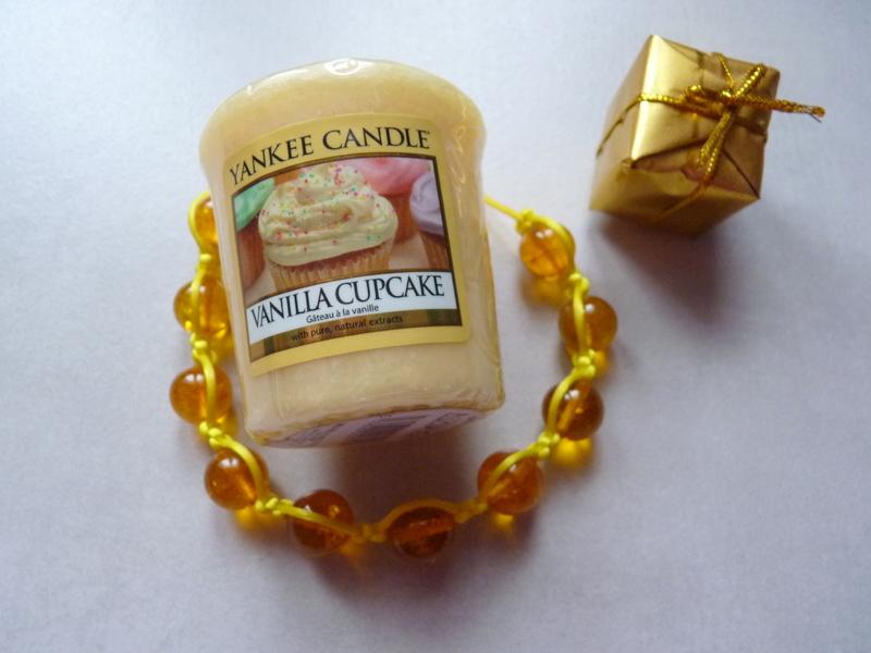 Yankee Candle Vanilla Cupcake - słodkie popołudnie
