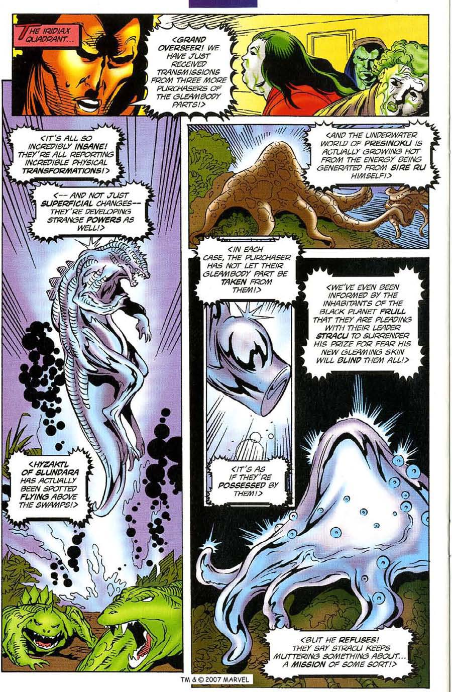 Read online Silver Surfer (1987) comic -  Issue #116 - 24