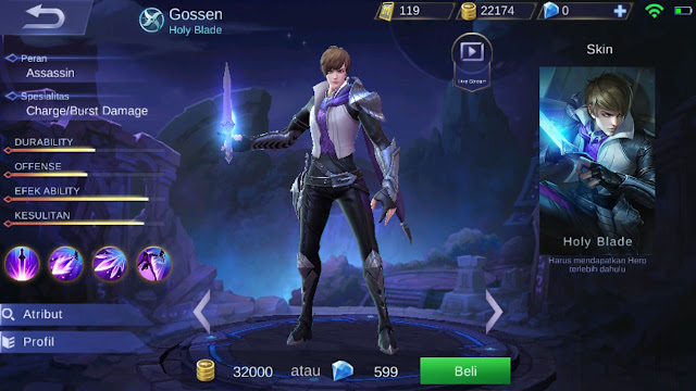 Tutorial, Tips, dan Cara Menggunakan Hero Gusion Mobile Legends