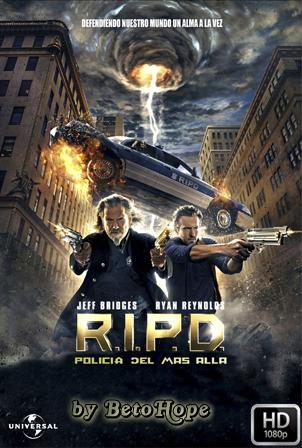 RIPD: Policia Del Mas Alla [2013] HD 1080P Latino [Google Drive] GloboTV