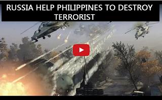 RUSSIA HELP PHILIPPINES TO DESTROY TERRORIST