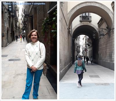 Barcelona; Conhecendo a Europa; sem guia; turismo na espanha; Bairro Gótico;