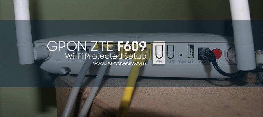 Cara Mengaktifkan WPS Router pada Perangkat Indihome