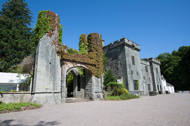 Clan Donald Skye castle