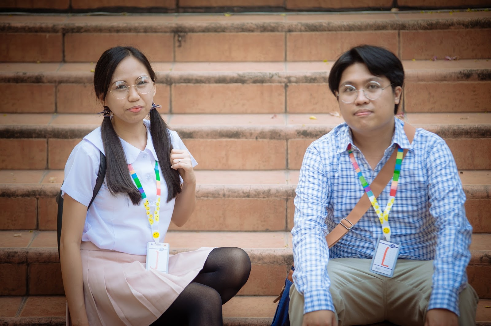 love story in school campus