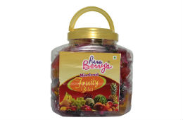 Pure Berrys Fruity Bites 1 Kg For Rs 289 (Mrp 399) at Amazon