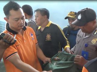Pencarian Korban Terseret Arus Air Terus Dilakukan,Tim SAR Temukan Baju Korban