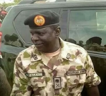 Nigerian Major General Goes Missing 2 Weeks After Retirement