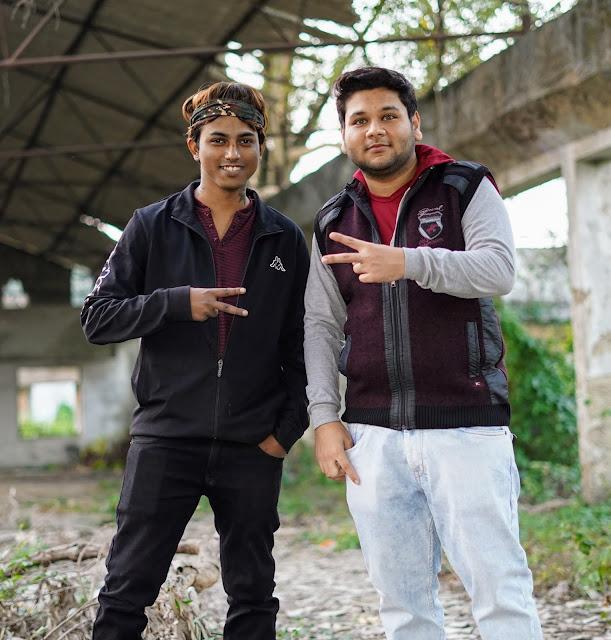 Sourajit Saha And Sudip 12
