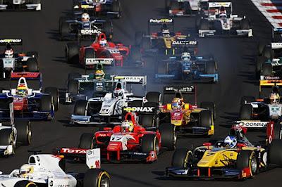 Formula GP2