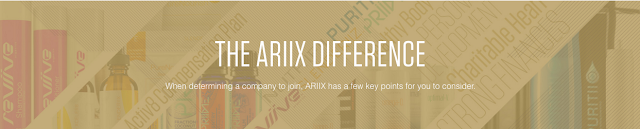Ariix Difference