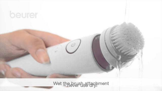 Máy massage mặt beurer – dòng máy có 3 lý do nên mua