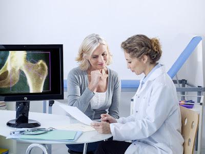 Densitometría ósea: Un vistazo a los huesos