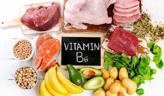 مصادر فيتامين ب 6 وفوائده
